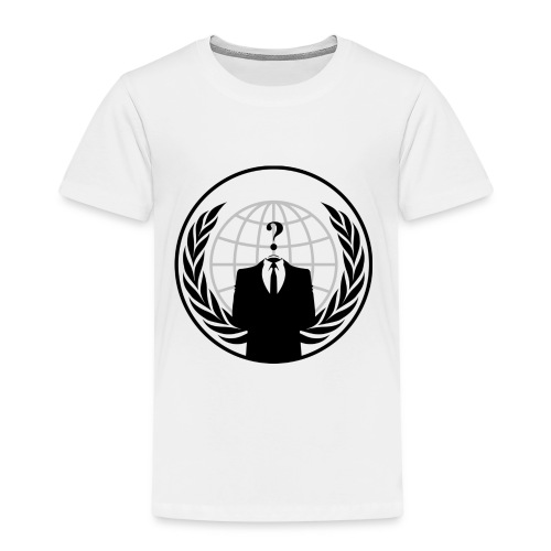 anonymous LOGO - T-shirt Premium Enfant