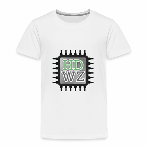 HDwZone - Maglietta Premium per bambini