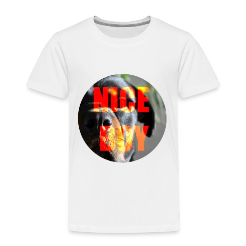 NICE BOY - Camiseta premium niño