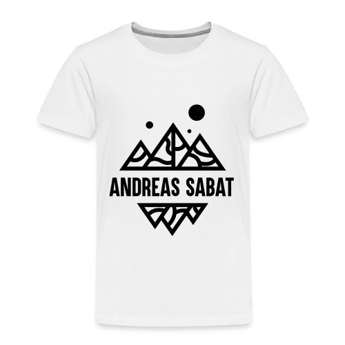 Andreas Sabat - Børne premium T-shirt