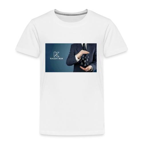 KAIZEN MLM - Camiseta premium niño