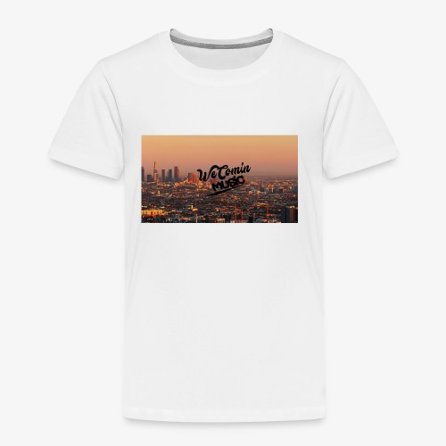 Baniere wecomine - T-shirt Premium Enfant