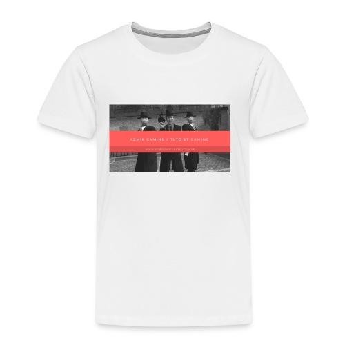 Azmik gaming / Tuto et gaming - T-shirt Premium Enfant