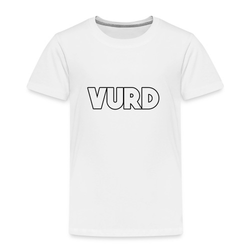 Vurd Clothing - Premium-T-shirt barn