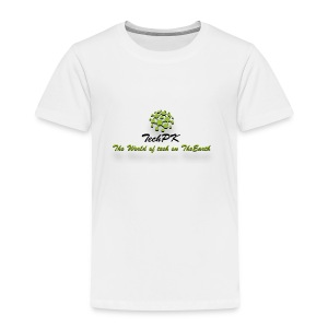 TechPK Branded T-Shirt - Kids' Premium T-Shirt