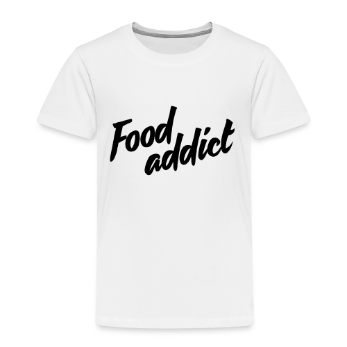 Food addict - T-shirt Premium Enfant