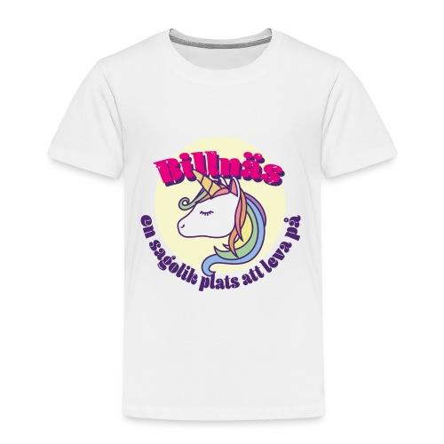 billnas unicorn - Lasten premium t-paita