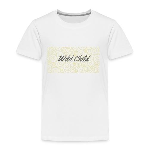 Wild Child 1 - Kids' Premium T-Shirt