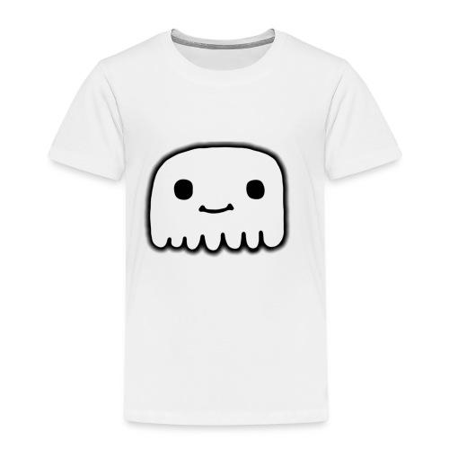 GhostCloth schlichter Geist - Kinder Premium T-Shirt