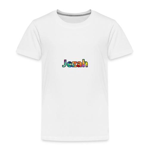 jezah merch text - Kids' Premium T-Shirt