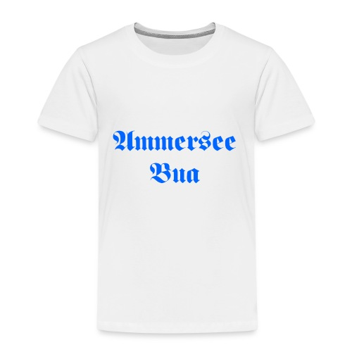 Ammersee Bua - Kinder Premium T-Shirt