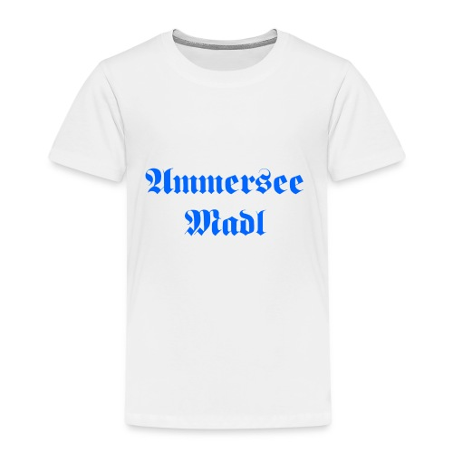 Ammersee Madl - Kinder Premium T-Shirt