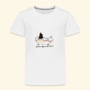Basil in the bath - Kids' Premium T-Shirt