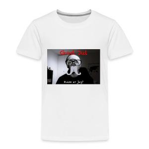 Julekalender - Premium T-skjorte for barn