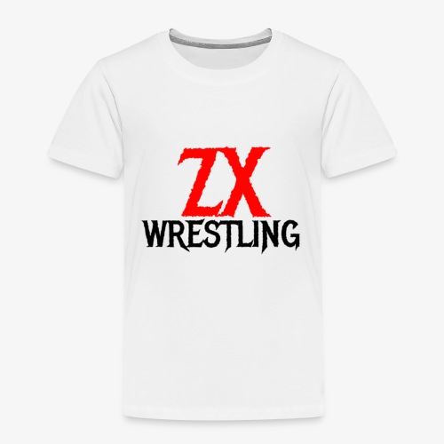 ZX WRESTLING - Kids' Premium T-Shirt