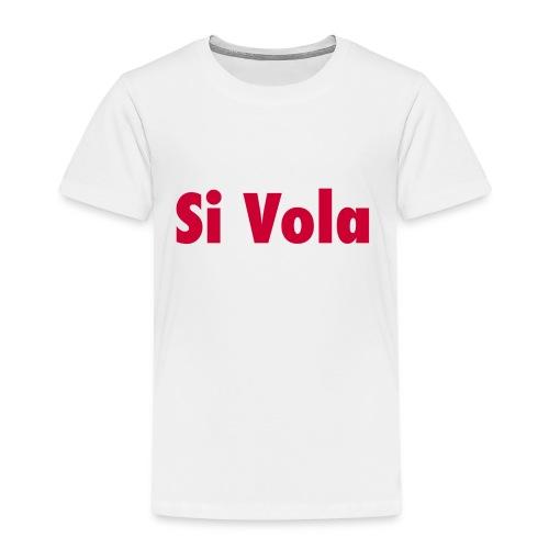 SiVola - Maglietta Premium per bambini