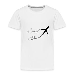 travel - Camiseta premium niño