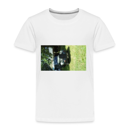 Car design - Kids' Premium T-Shirt