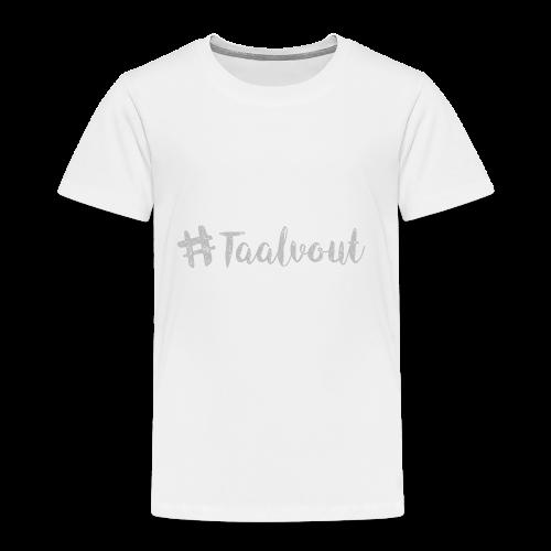 Taalvout - Kinderen Premium T-shirt