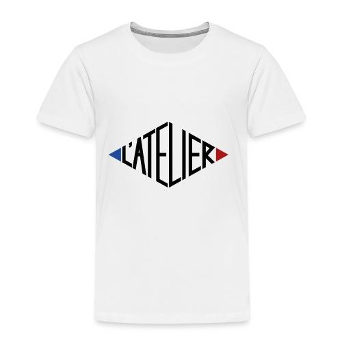 Logo L atelier - T-shirt Premium Enfant
