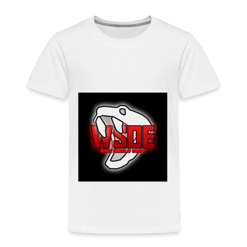 WSOE Logo - Kinder Premium T-Shirt