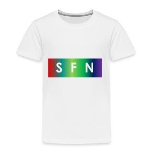 strong far nation - the Rainbow - Kinder Premium T-Shirt