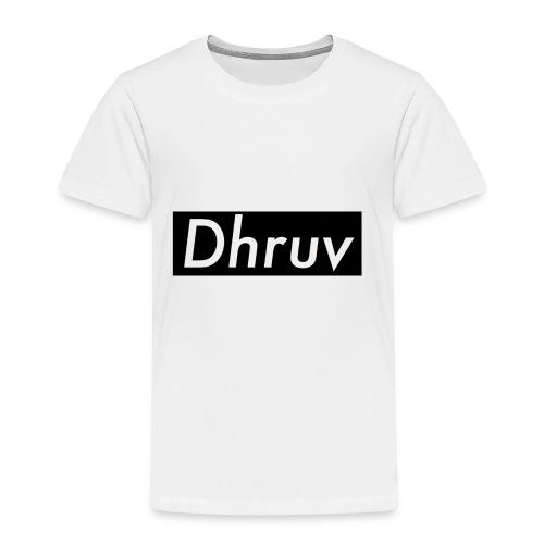 Dhruv - Kids' Premium T-Shirt