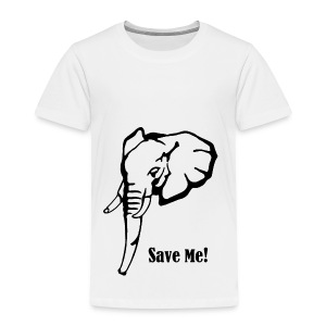 Save Me! - Kinder Premium T-Shirt
