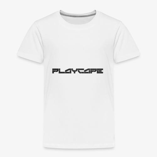 Playcape Name Desing - Kinder Premium T-Shirt