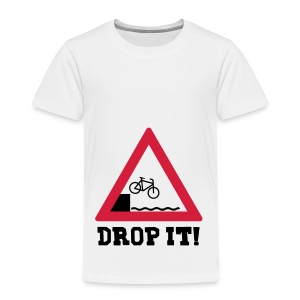 Drop it! - Kinder Premium T-Shirt