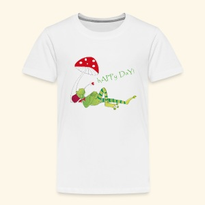Glücksfrosch - Happy Day! - Kinder Premium T-Shirt