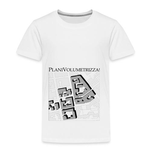 Planivolumetrizza! - Maglietta Premium per bambini