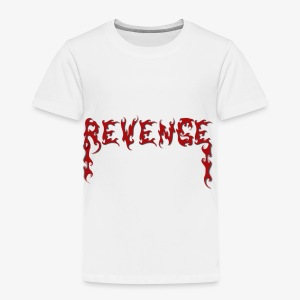 REVENGE LIMITED EDITION - Premium-T-shirt barn