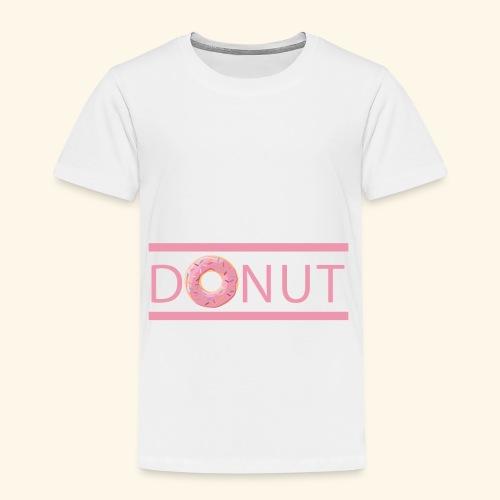 Donut-T-Shirt - Kinder Premium T-Shirt
