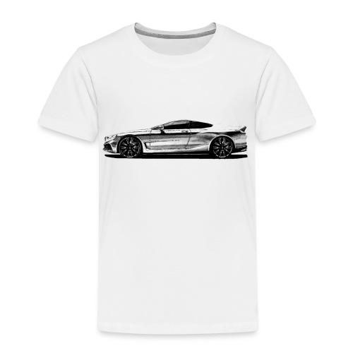 serie 8 Concept car - Camiseta premium niño