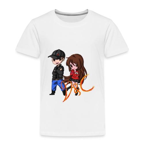 logo D&C - Maglietta Premium per bambini