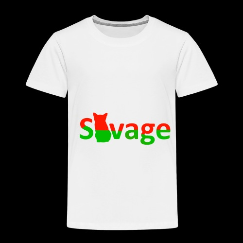 Savage Christmas Edition - Kids' Premium T-Shirt
