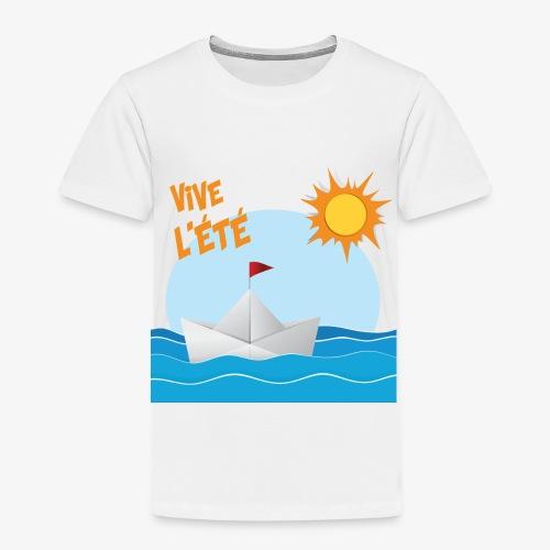 Vive l'été - T-shirt Premium Enfant