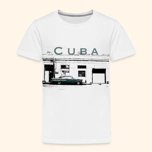streetsofcuba - Kinder Premium T-Shirt