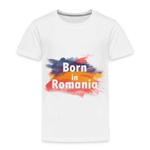 Born in Romania - Kinder Premium T-Shirt
