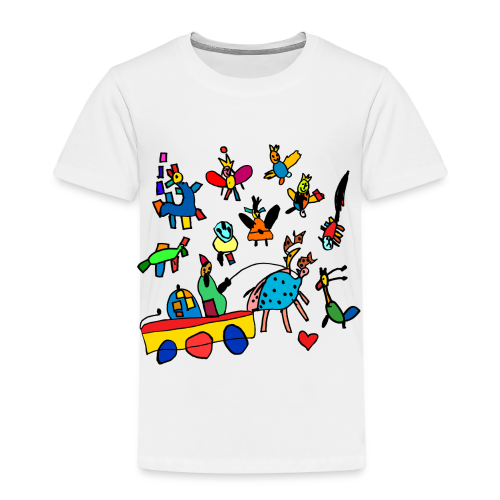 kidsworld - Kinder Premium T-Shirt