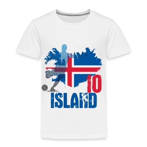 Island Tee 10 - Kinder Premium T-Shirt