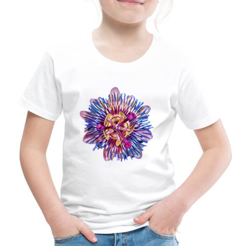 Exotic Passion Flower - Kids' Premium T-Shirt