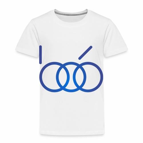 B06 IT Solutions Logo (blue) - Kinder Premium T-Shirt