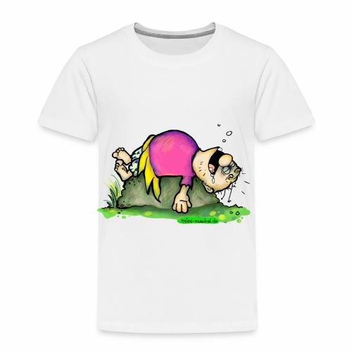 Die schnarchende Pummelfee - Kinder Premium T-Shirt