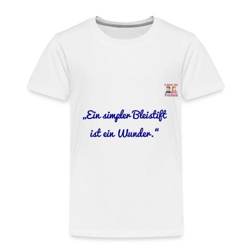 Bleistift 2 - Kinder Premium T-Shirt