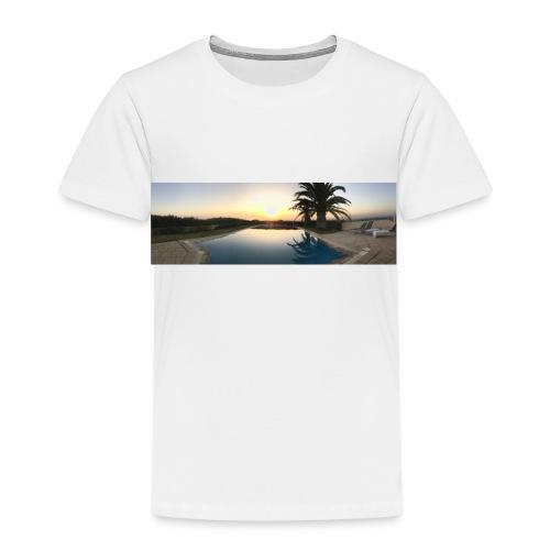 Sunset photo - Kids' Premium T-Shirt