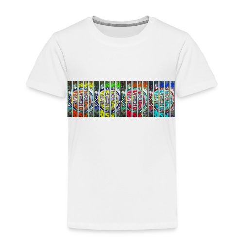 visage en prison 4FACES - T-shirt Premium Enfant