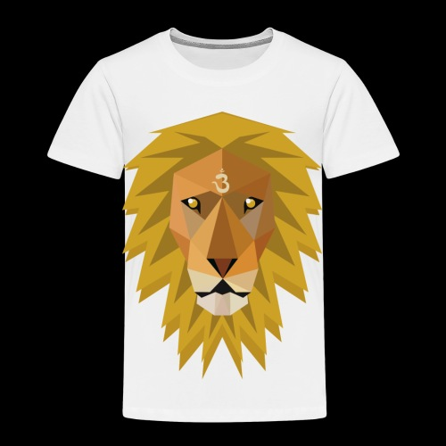 Spirit Lion case - Kinderen Premium T-shirt
