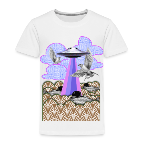 Flamingo - T-shirt Premium Enfant